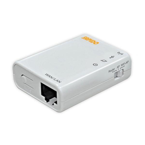 SAPIDOBRE71n150M3G4G超微型智慧雲端無線分享器