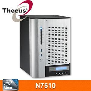 Thecus N7510 網路儲存伺服器