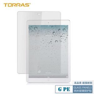 【TORRAS】APPLE iPad Air / iPad 5 鋼化玻璃膜 G PE 系列 9H 奈米防爆裂玻璃保護貼