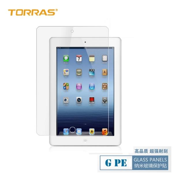 【TORRAS】APPLE iPad mini / mini2 鋼化玻璃膜 G PE 系列 9H 奈米防爆裂玻璃保護貼