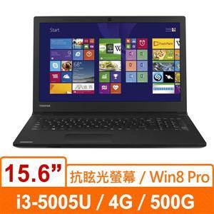 TOSHIBA R50-B PSSG2T-01N01K(黑) 筆記型電腦 15.6W HD/i3-5005U/4G/500G7200/INTEL HD/W7 PRO/W8 PRO