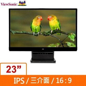 Viewsonic VX2370SMH-LED 23吋 IPS LED(16:9) 液晶顯示器