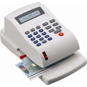 Vnice V-358 中文光電投影微電腦支票機