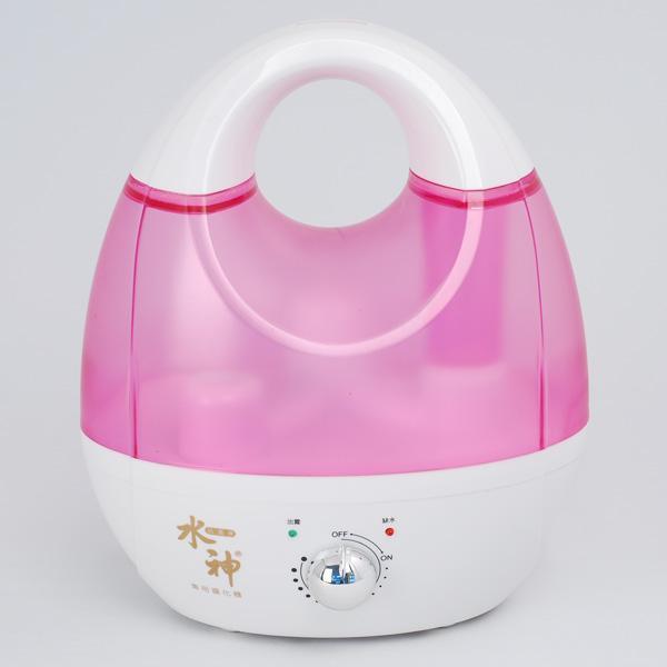 旺旺 WG-05 水神專用霧化器(粉紅)