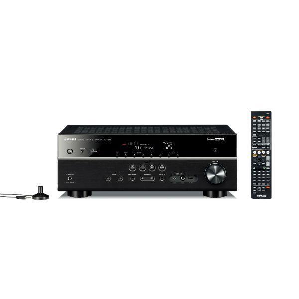 山葉YAMAHA 5.1聲道Network影音擴大機RX-V475