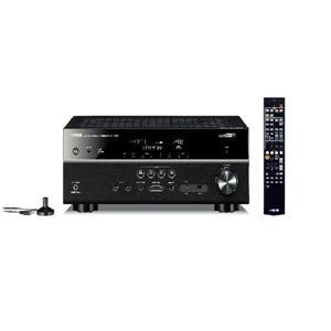 YAMAHA多功能 5.1 聲道網路 AV 影音綜合擴大機RX-V477