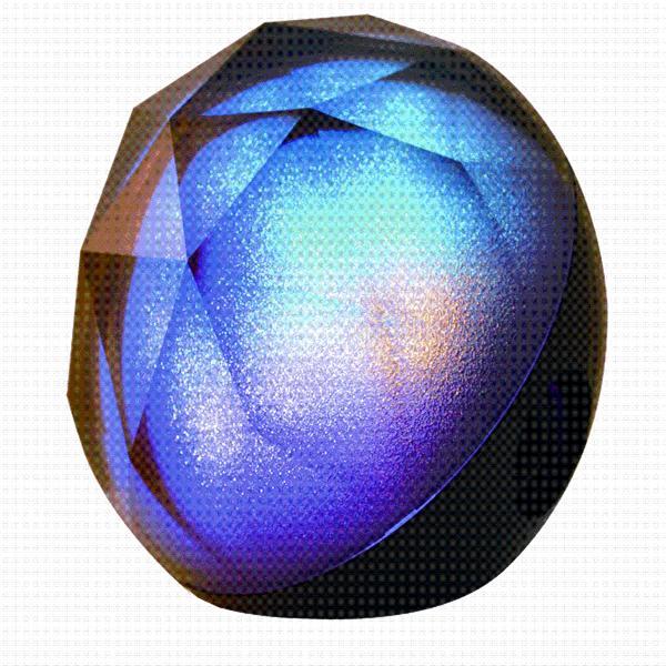榮獲紅點設計大獎的 LED 技術 Yantouch-BD3 晶鑽 藍芽喇叭