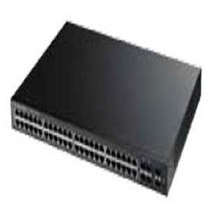 ZyXEL GS2210-48HP 48埠GbE L2交換器