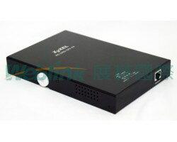 ZyXEL MC1000-SFP 光電轉換器(附外接盒)