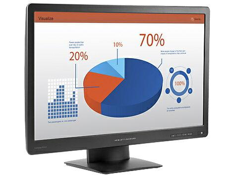 HP 惠普 K7X32AA (ProDisplay P242va Monitor) 24吋 LED商用液晶顯示器