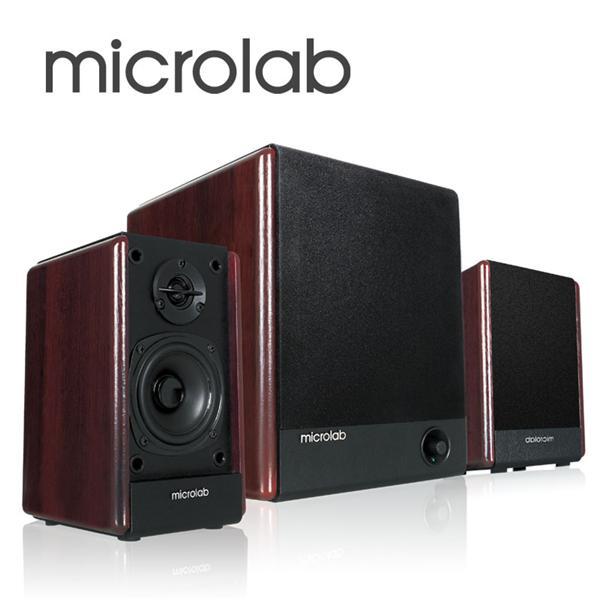 【Microlab】FC-330 2.1聲道 經典美聲多媒體喇叭