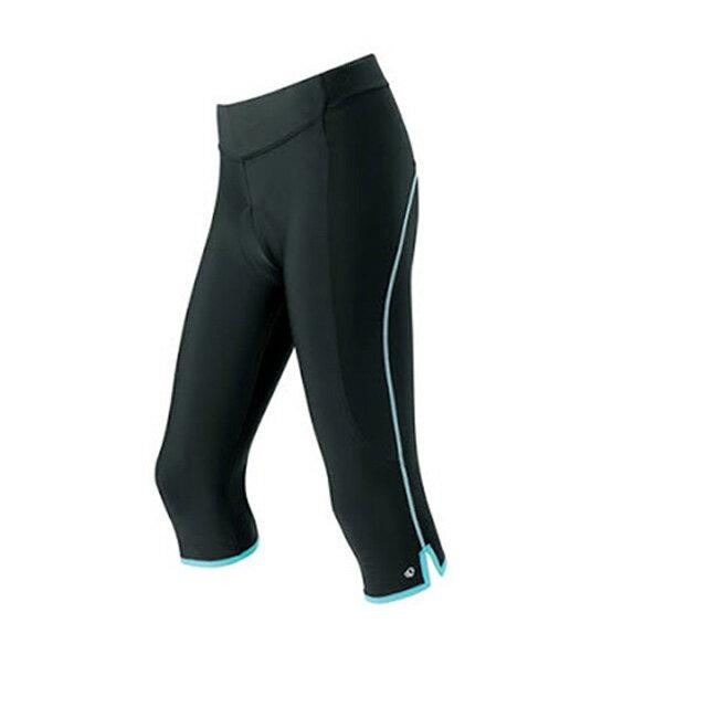 【7號公園自行車】日本 PEARL IZUMI W225-3D-3 女3D涼感抗菌抗UV七分褲