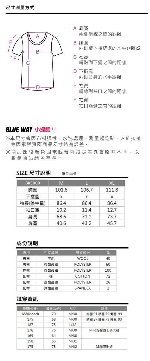 【5折限定↘】花紗雙色小外套(麻灰) - BLUE WAY  BlueKONn.空 2