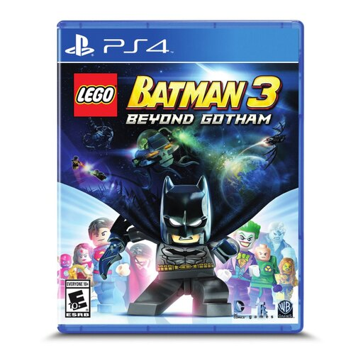 LEGO Batman 3: Beyond Gotham Video Game - Sony PlayStation 4 PS4 58b8e7c7566cef4d08ff6e48e81ed8b8