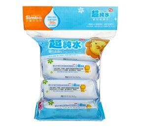 『121婦嬰用品館』辛巴嬰兒柔濕紙巾90片(4入) 0