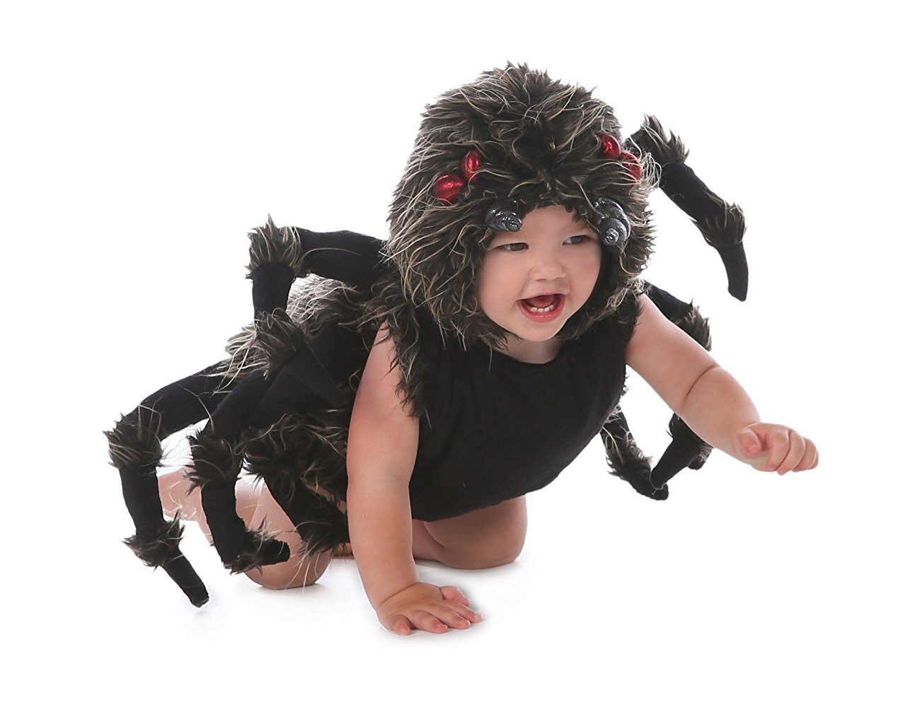 Tarantula Talan Toddler Spider Costume 12-18M
