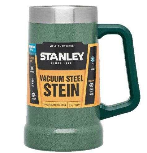 【【蘋果戶外】】Stanley 1002874 綠 700ml 美國 冒險系列 真空啤酒杯 酷冰杯保溫杯保冰保冷 10-02874