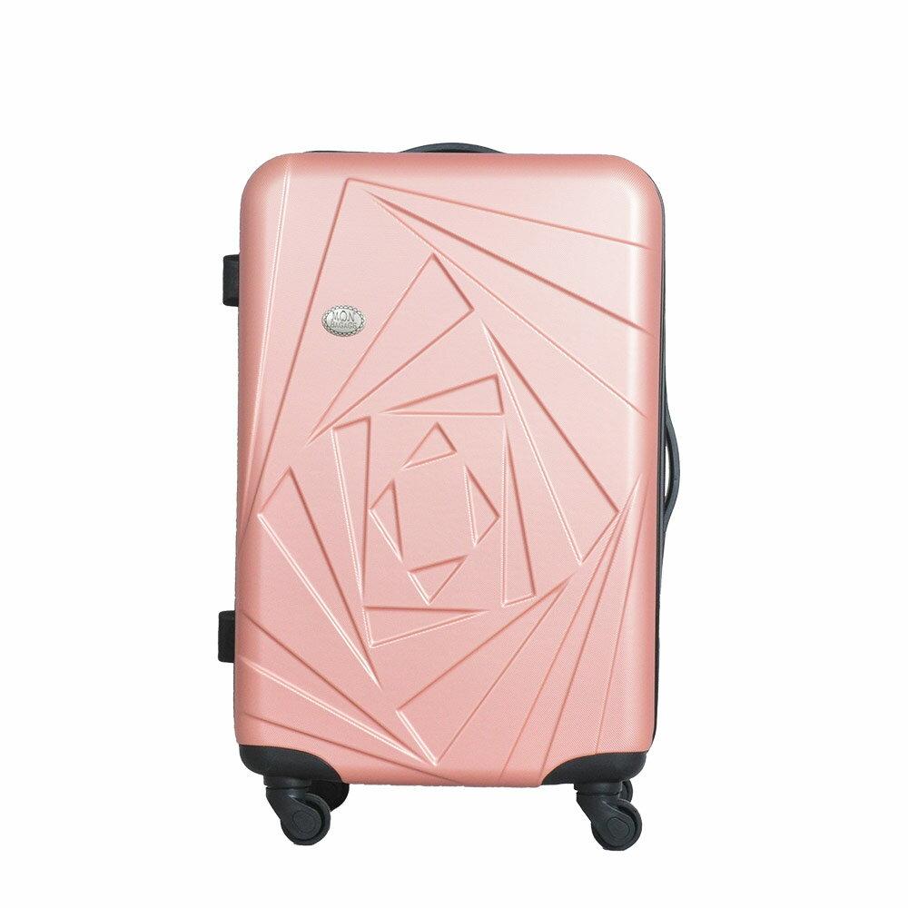 Mon Bagage 巴黎風情系列ABS輕硬殼 24寸 旅行箱 行李箱 3