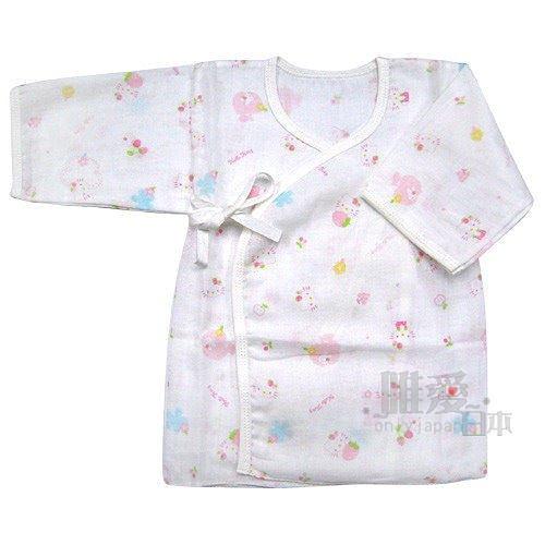 【真愛日本】11072100004 紗布肚衣 三麗鷗 Hello Kitty 凱蒂貓 嬰兒用品 正品 限量 預購