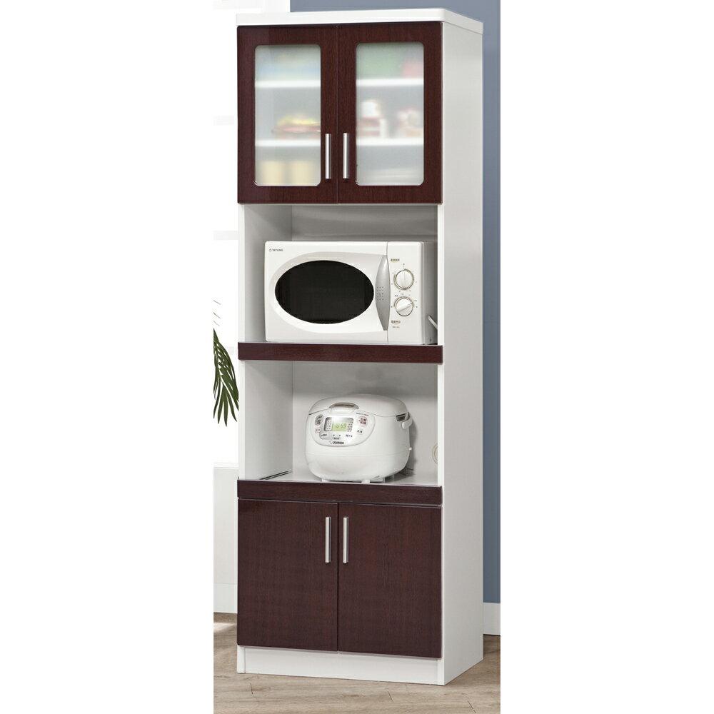 Cheerful鏡面高廚房收納櫃-E1等級-DIY產品