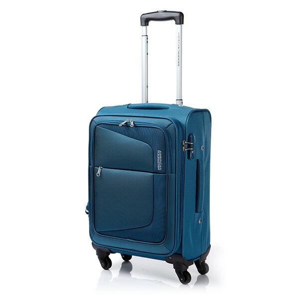 【加賀皮件】AT 美國旅行者 多色 COSTA系列 可擴充加大 布箱 商務箱 行李箱 20吋 旅行箱 75W