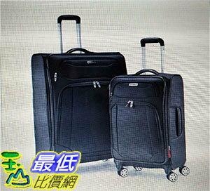 [COSCO代購 如果沒搶到鄭重道歉] W1067775 Samsonite 25+20 尼龍行李箱組