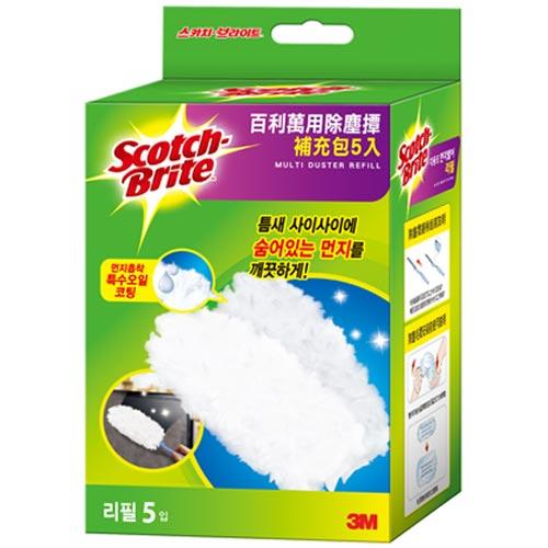 來易購:3M百利萬用除塵撢補充包5入