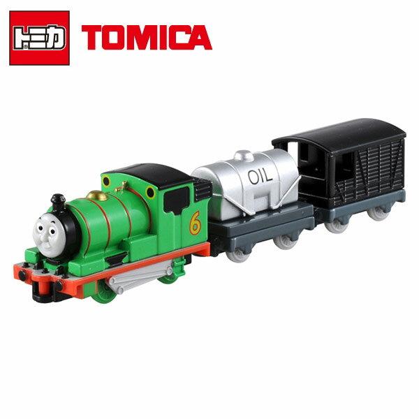 【日本正版】TOMICA 多美小汽車 THOMAS 湯瑪士小火車 培西 PERCY NO.138 玩具車 - 486220
