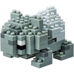 【Nanoblock 迷你積木】 NBPM-016 妙蛙種子綠版