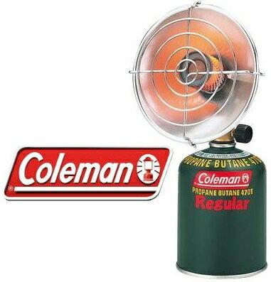 Coleman 瓦斯暖爐 CM-8054JM000 台北山水