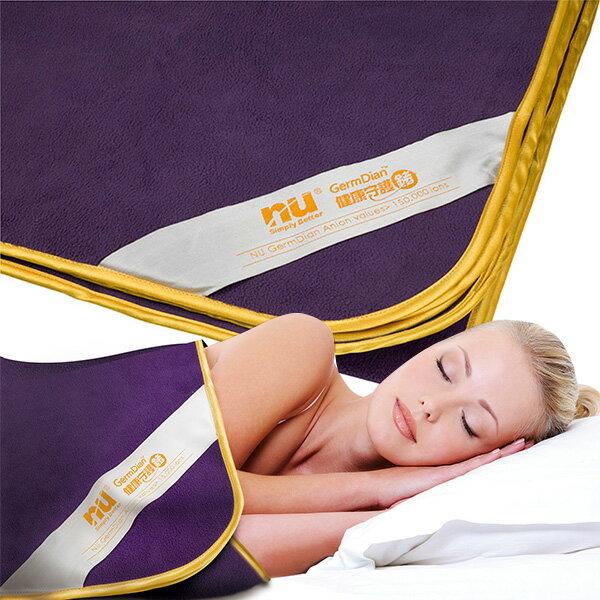 舒眠健康能量毯 + 能量枕墊超值組合◆NU旗艦店◆ 0