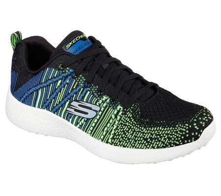 出清價 全新品 Skechers (男) ENERGY BURST 爆裂紋大底 男休閒鞋 訓練鞋 - 52107BMLT 民族風[陽光樂活]