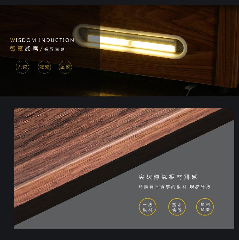 掀床 / 收納床架 / 專利安全 專利智能掀床 人體感應LED 投保8400萬安全裝置 3.5尺單人  /  5尺雙人  /  6尺雙人加大 安全掀床 【YUDA】 7