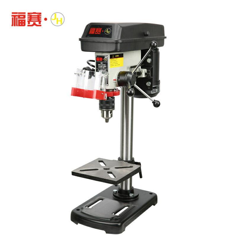 「樂天優選」220v多功能台鑽小型銑床家用微型16mm工業級高精度台式電鑽