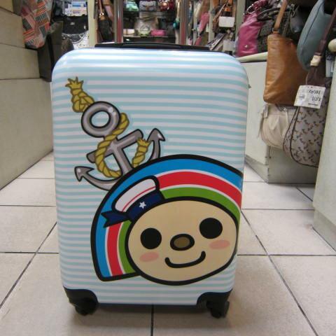 ^~雪黛屋^~OPEN 小將20吋行李箱 360度靈活旋轉輪 PC行李箱 版卡通炫彩輕量型