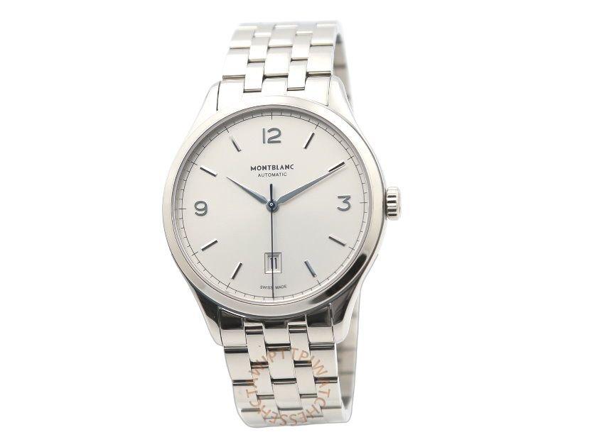 MONTBLANC 萬寶龍 Heritage Chronomxe9trie automatic watch