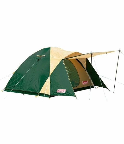【露營趣】中和安坑 Coleman CM-7132 4-5人Cross 4~5人CROSS露營帳/270 家庭帳篷
