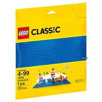 積木玩具推薦到樂高積木 LEGO《 LT10714 》2018年 Classic 經典基本顆粒系列 - 藍色底板就在東喬精品百貨商城推薦積木玩具