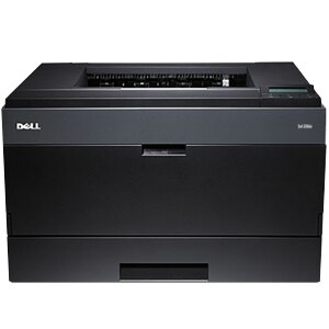 Dell 2350D Laser Printer - Monochrome - 40 ppm Mono - 1200 x 1200 dpi - Mac, PC, SPARC 1
