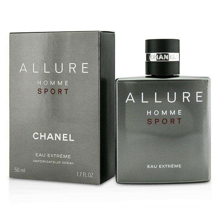 Chanel 香奈兒 香奈兒ALLURE男性運動香水 極限版 50ml/1.7oz