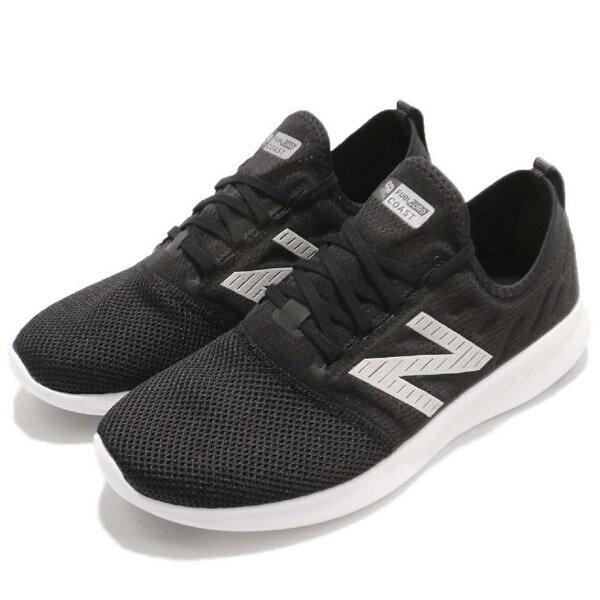 【NEW BALANCE】慢跑鞋 運動鞋 黑色 男鞋 -MCSTLLB4D