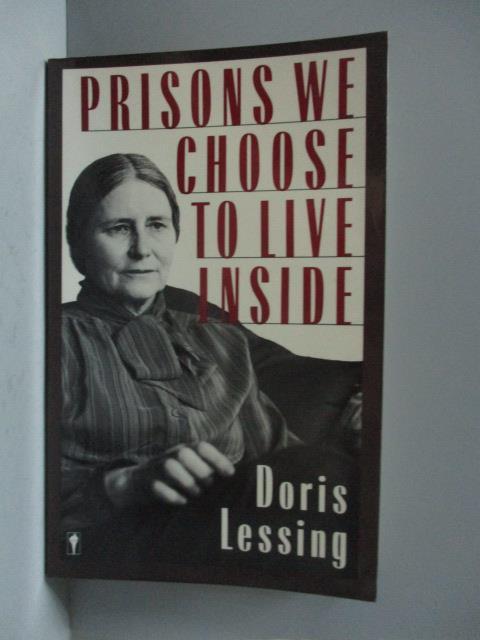 ~書寶 書T1/原文書_OGE~Prisons We Choose to Live ins