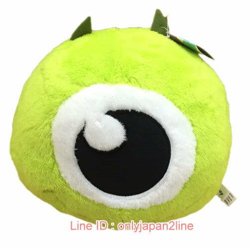 【真愛日本】17012300026暖手枕-12吋球球大眼仔  迪士尼 怪獸電力公司 怪獸大學   暖手枕  靠枕  抱枕