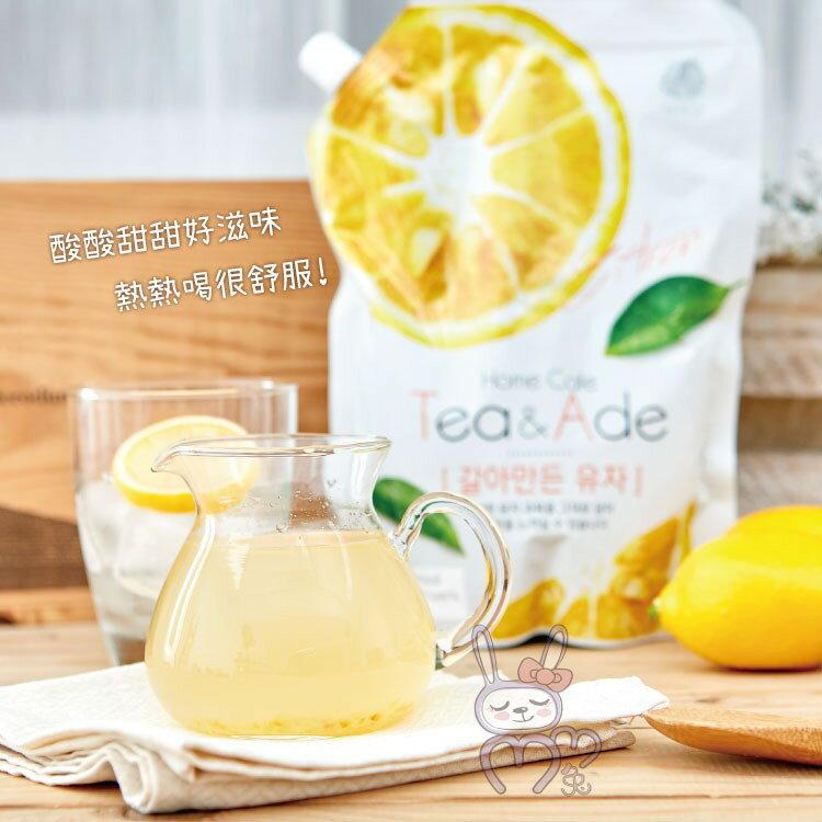 韓國 Citron Tea & Ade 蜂蜜柚子濃縮飲 1kg/包【咪咪兔小舖】蜂蜜柚子茶
