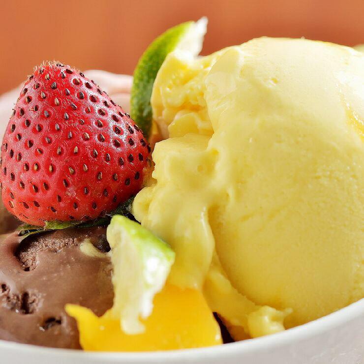 【4盒組】新鮮真水果牛奶冰淇淋(250g / 盒)17口味任選 ❤️手工製作❤️ 夏天團購美食|伴手禮【倍爾思冰淇淋】▶全館滿699免運 5