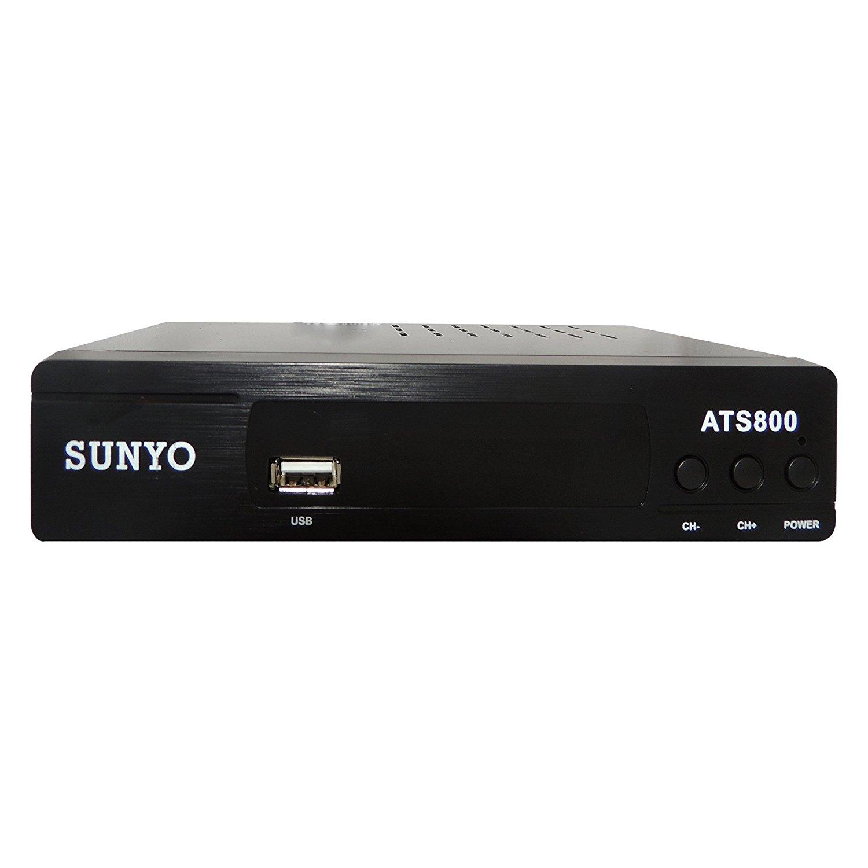 Electronic Palace: SUNYO ATS800 ATSC Digital TV Converter Box w ...