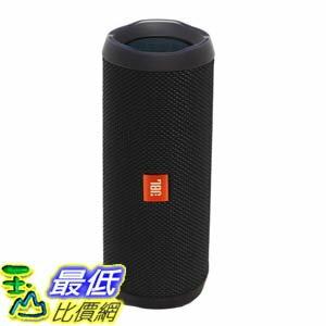 [106美國直購] (7色可選) 無線藍牙音響 JBL Flip 4 Waterproof Portable Speaker