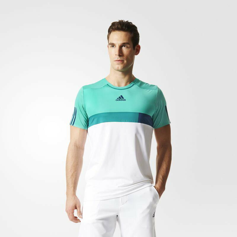 ADIDAS 18FW 男款 網球T恤 圓領 運動上衣 Barricade Tee系列 AI0723【樂買網】