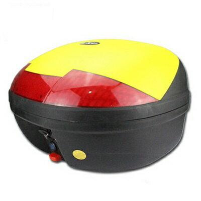 機車置物箱 後尾箱-ABS大容量耐用堅固摩托車用品7色73q15【獨家進口】【米蘭精品】