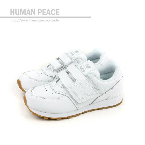 New Balance 574系列 運動鞋 白 大童 no810